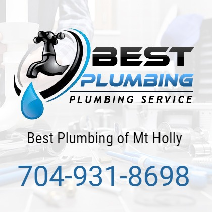Best Plumber mt-holly NC